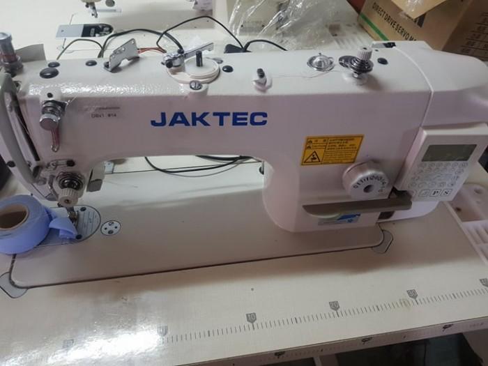 Máy may 1 kim điện tử cắt chỉ nâng chân vịt tư động JK9800