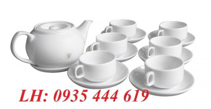 Công ty cung cấp ấm trà in logo quả cáo, tặng quà khách hàng tại Huế0