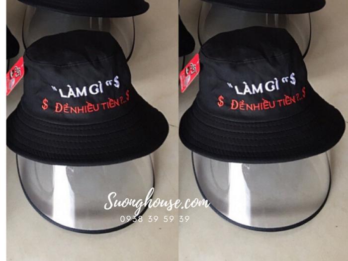 Mũ chống dịch mua tại SuongHouse 1308 đường 3/20