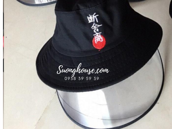 Mũ chống dịch mua tại SuongHouse 1308 đường 3/27