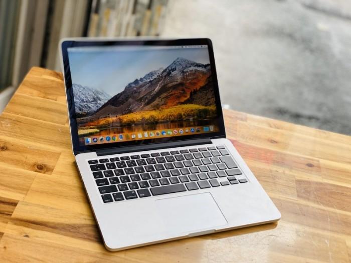 Macbook Pro Retina MGX82, i5 8G SSD128G 13in Đẹp Keng zin 100% Giá rẻ3