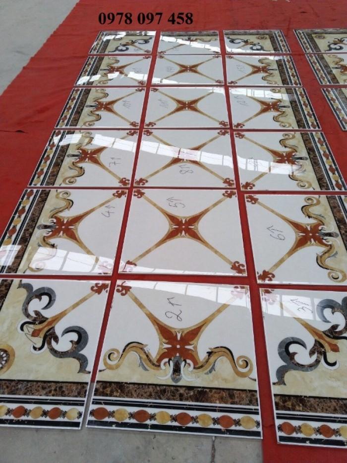 Bộ thảm gạch cỡ lớn trang trí nhà8