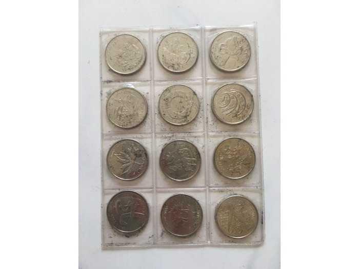 đồng tiền canada3