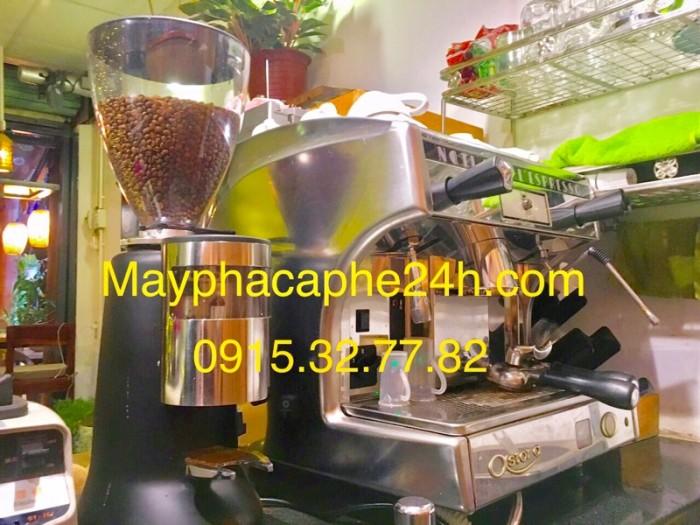 Máy pha cà phê cũ 2