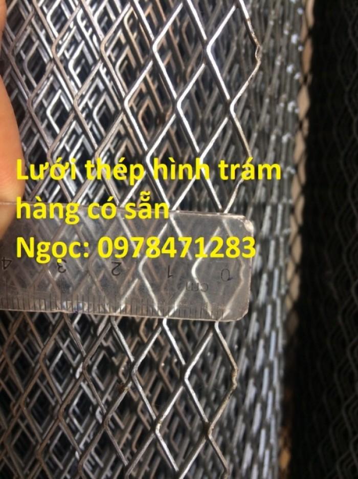 Lưới dập giãn – Lưới thép hình thoi- Lưới quả trám hàng có sẵn2