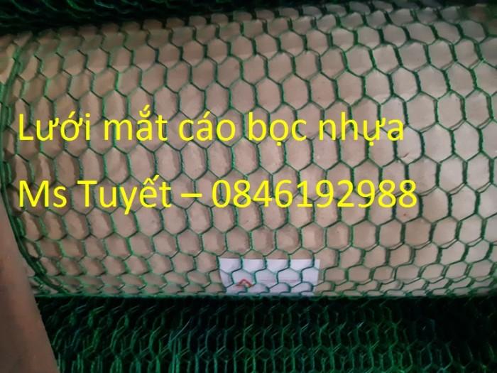 Lưới mắt cáo bọc nhựa có sẵn tại Hà Nội2