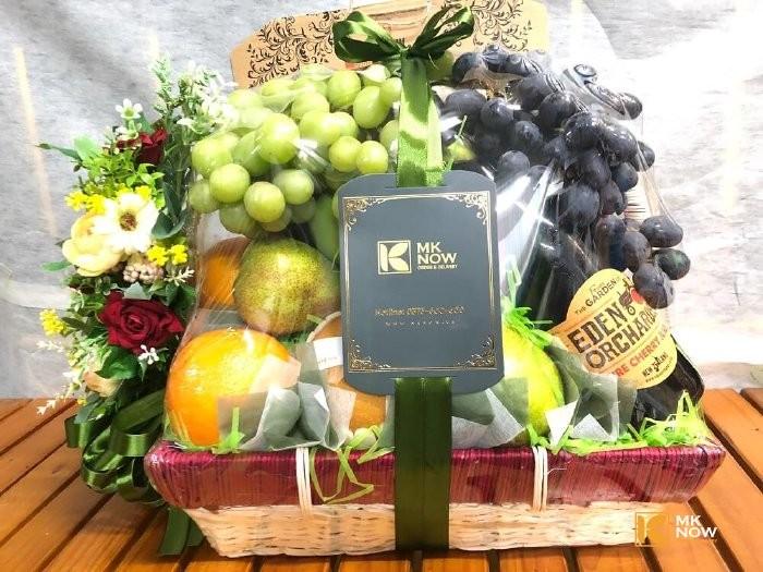 Giỏ trái cây đi hỏi vợ - FSNK136 | MKnow | 0373 600 6000