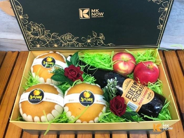 Trái cây hộp quà tặng nhập khẩu - FSNK138
