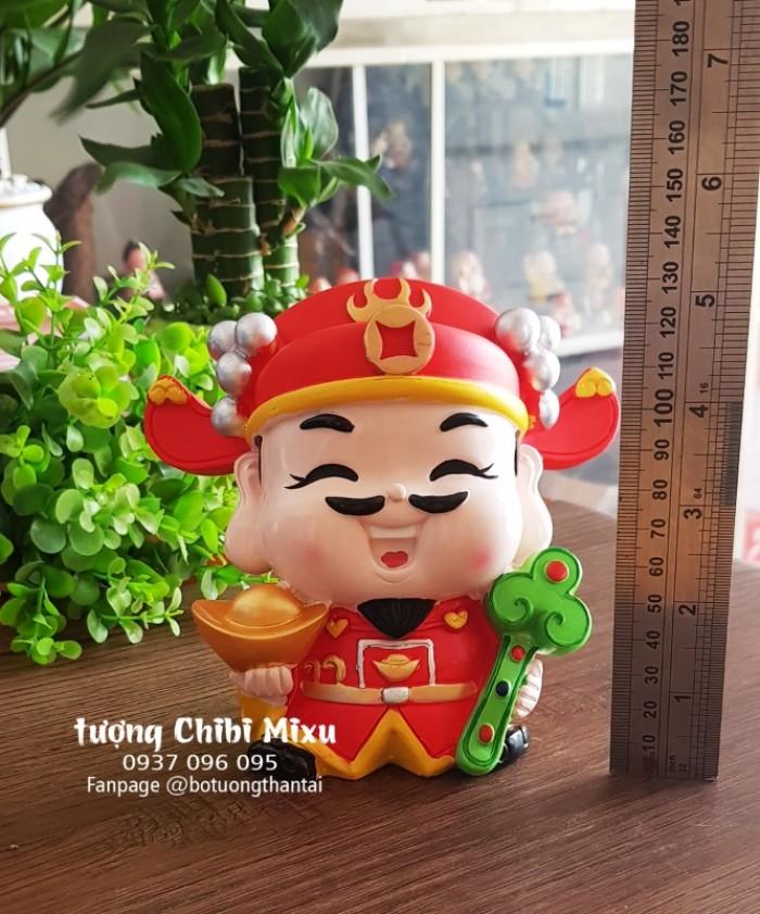 Thần Tài chibi Như Ý Cát Tường 12.5cm4