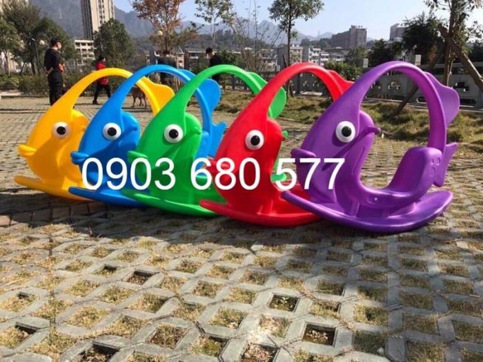 Bập bênh trẻ em cho trường mầm non, công viên, sân chơi trẻ nhỏ13