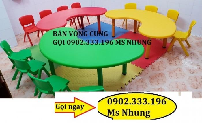 cung cấp sỉ bàn ghế nhựa mầm non4