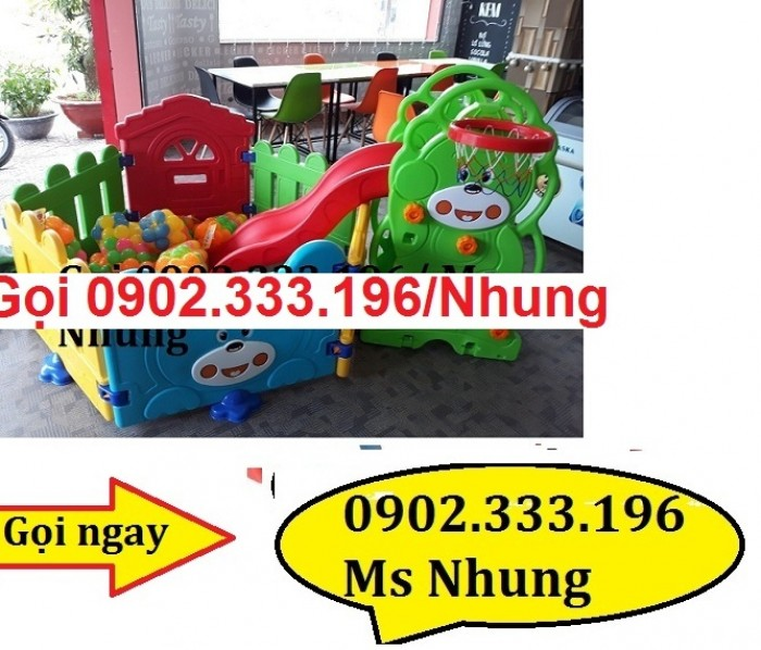 công ty cung cấp và bán nhà banh mầm non1