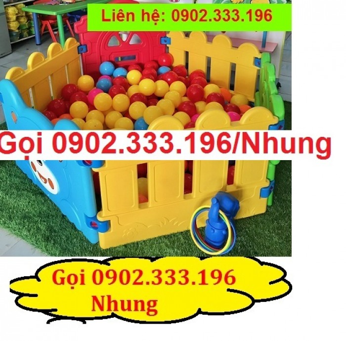Bán nhà bóng trẻ em , bán nhà bóng khu vui chơi trẻ em14