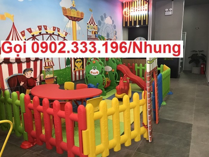 Bán nhà bóng trẻ em , bán nhà bóng khu vui chơi trẻ em4