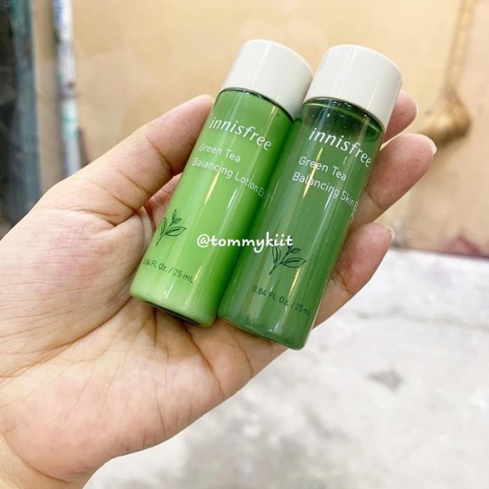 Bộ dưỡng da trà xanh Innisfree Green Tea Special1