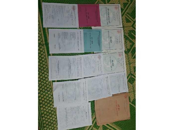 Bán hồ sơ cán bộ công chức,viên chức mới0