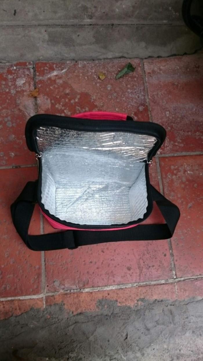 Túi giữ nhiệt in/thêu logo theo yêu cầu5