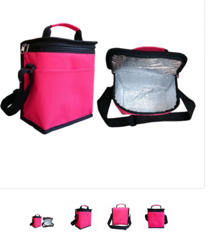 Túi giữ nhiệt in/thêu logo theo yêu cầu6