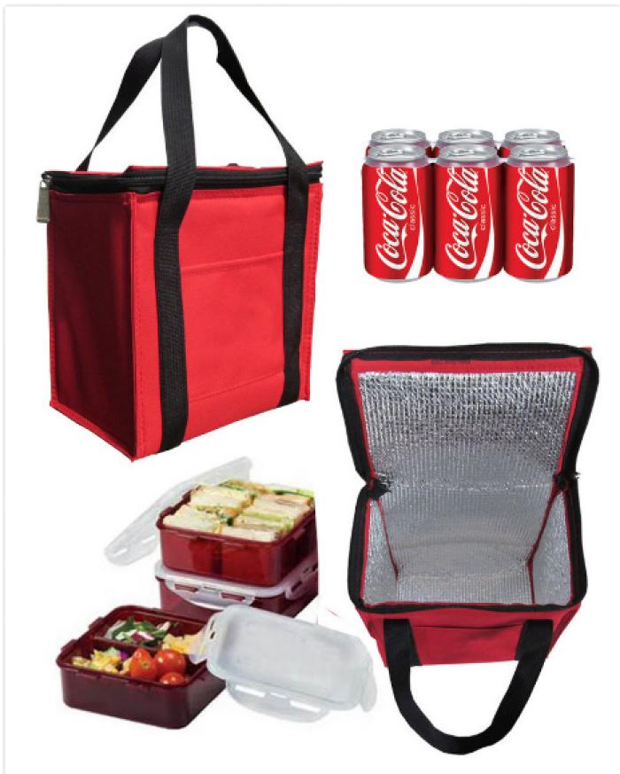 Túi giữ nhiệt in/thêu logo theo yêu cầu9