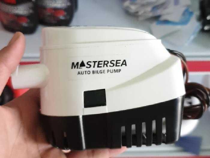 Bơm Nước Lườn Tự Động Mastersea 12V1