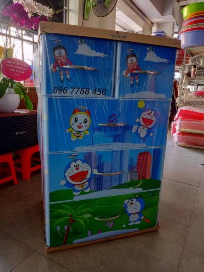 Bán tủ nhựa gia đình 5 tầng để quần áo đồ dùng1