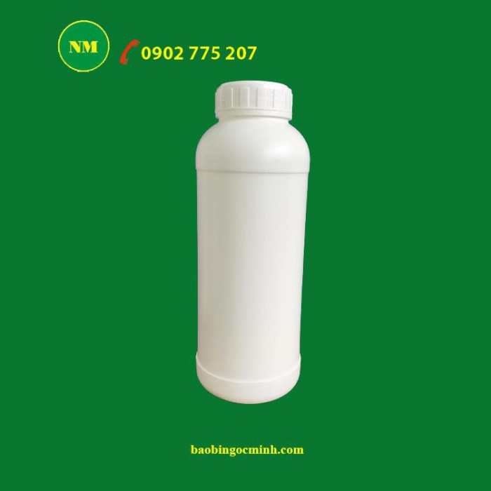 chai nhựa 1 lít thuốc bảo vệ thực vật 7