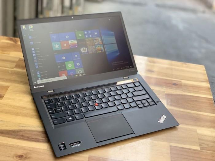 Laptop Lenovo Thinkpad X1 Carbon Gen 2, i5 4300U 8G SSD128 Đèn phím Đẹp Keng Giá rẻ0