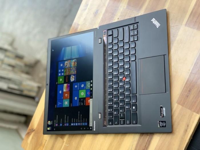 Laptop Lenovo Thinkpad X1 Carbon Gen 2, i5 4300U 8G SSD128 Đèn phím Đẹp Keng Giá rẻ4