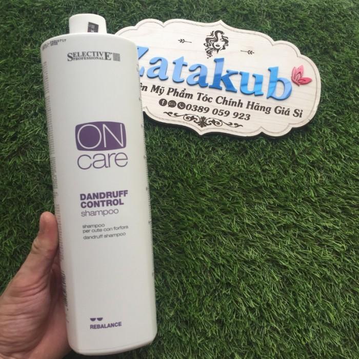 Dầu gội trị gàu SELECTIVE Dandruff Control Shampoo 1000ml1