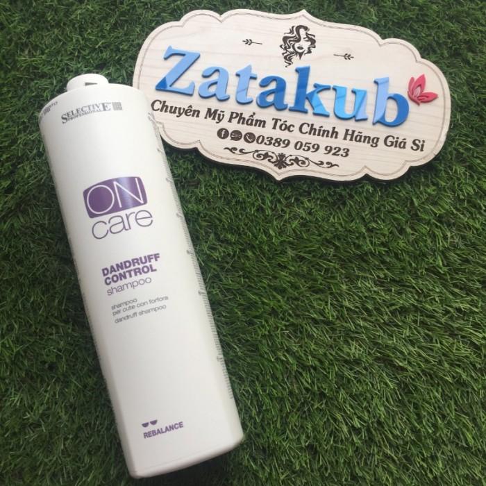 Dầu gội trị gàu SELECTIVE Dandruff Control Shampoo 1000ml2