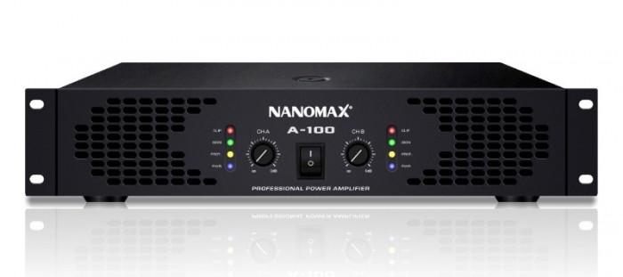 Cục đẩy công suất Nanomax, Paramax, Hòa Nhạc, Card...đỉnh cao chất lượng âm thanh0
