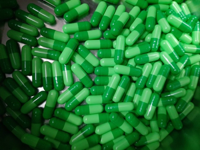 Vỏ nang trong, cung cấp vỏ nang rỗng, vỏ con nhộng rỗng các màu, viên nang cứng1