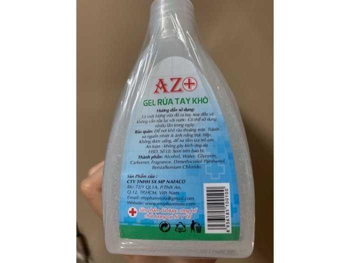 Gel rửa tay khô 150ml2