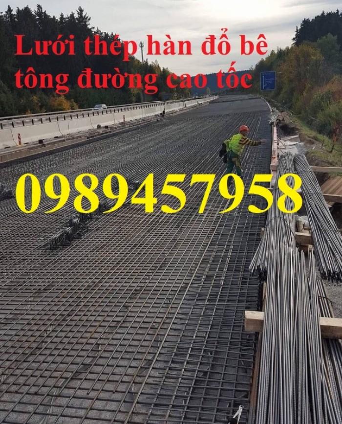 Xưởng sản xuất lưới thép hàn chập phi 5 ô 50x50, 100x100, 150x150, 200x200 mới 100%1