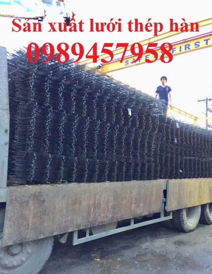 Sản xuất lưới thép phi 6 200x200 có sẵn giao hàng ngay1