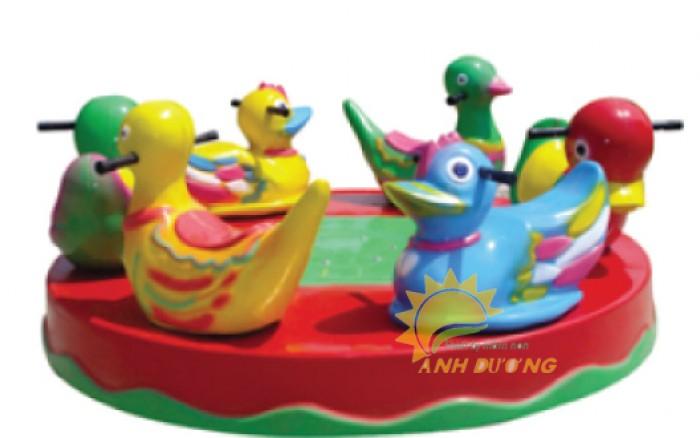 Đồ chơi đu quay trẻ em cho trường mầm non, công viên, sân chơi0
