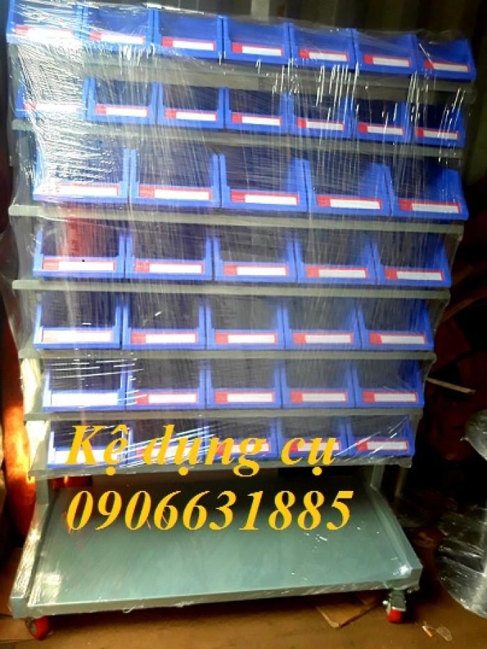 Kệ đựng đồ nghề ốc vit, bulong,…khay linh kiện cao cấp3