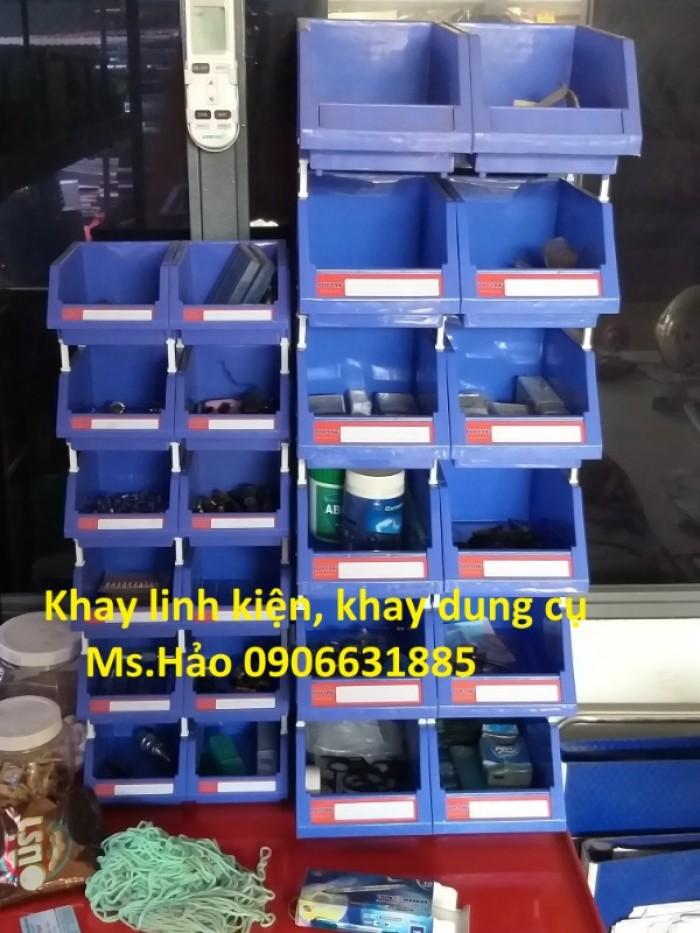 Kệ đựng đồ nghề ốc vit, bulong,…khay linh kiện cao cấp7