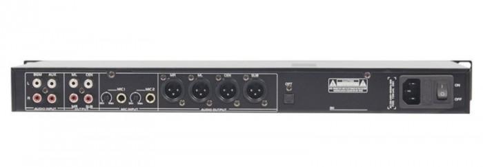 Vang KIWI KD-9000 Hỗ trợ cổng Optical kết nối âm thanh kỹ thuật số3