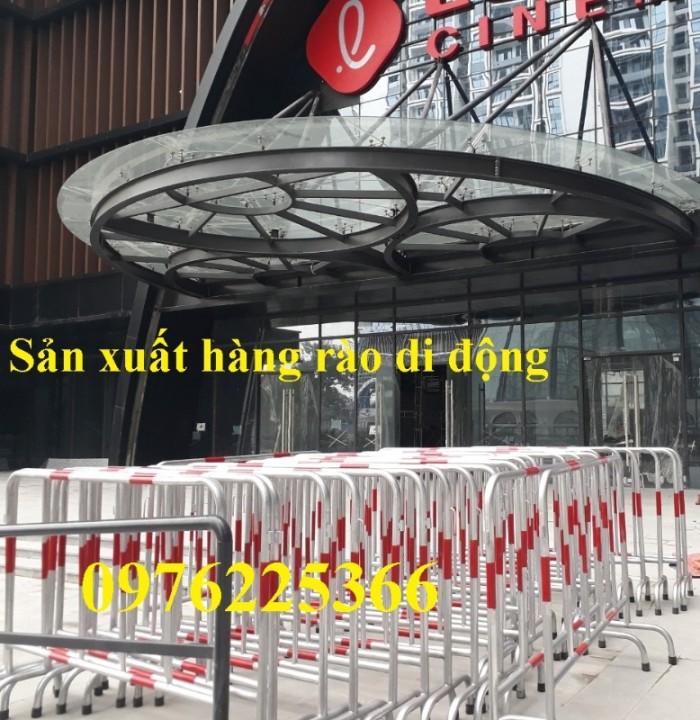 Khung hàng rào di động hàng có sẵn giá rẻ2