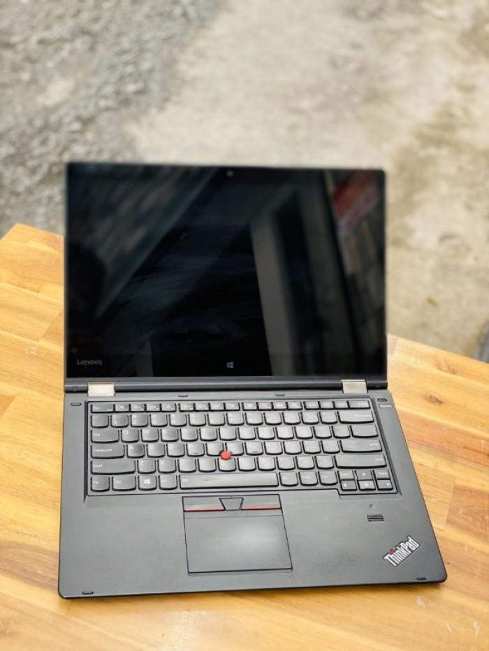Laptop Lenovo Thinkpad Yoga 460, i5 6200U 8G SSD256 Full HD Finger Lật Xoay 360 Độ Keng4