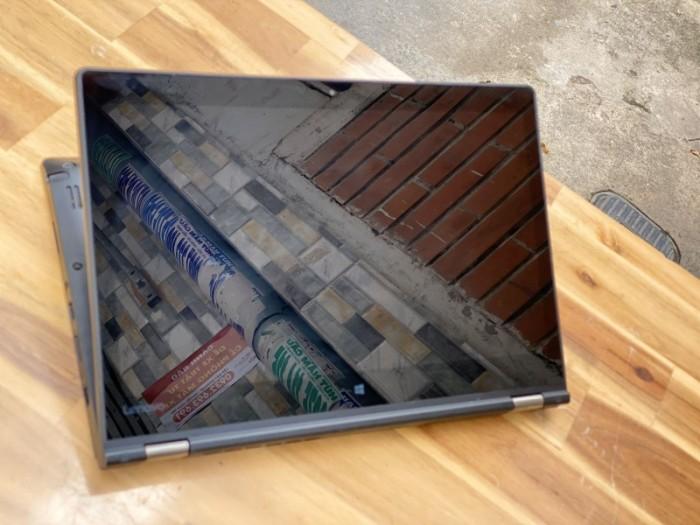 Laptop Lenovo Thinkpad Yoga 460, i5 6200U 8G SSD256 Full HD Finger Lật Xoay 360 Độ Keng3