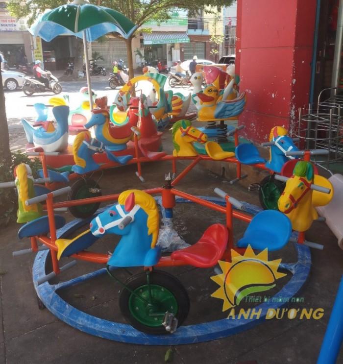 Trò chơi đu quay trẻ em dành cho trường mầm non, công viên, khu vui chơi11
