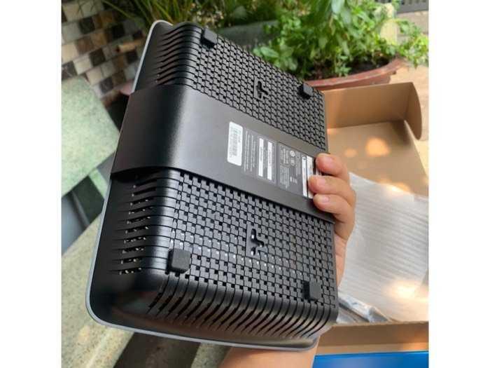 [Router WiFi Linksys] EA7500-AH v2 _ AC1900 _ Stream 4K _ VIP1