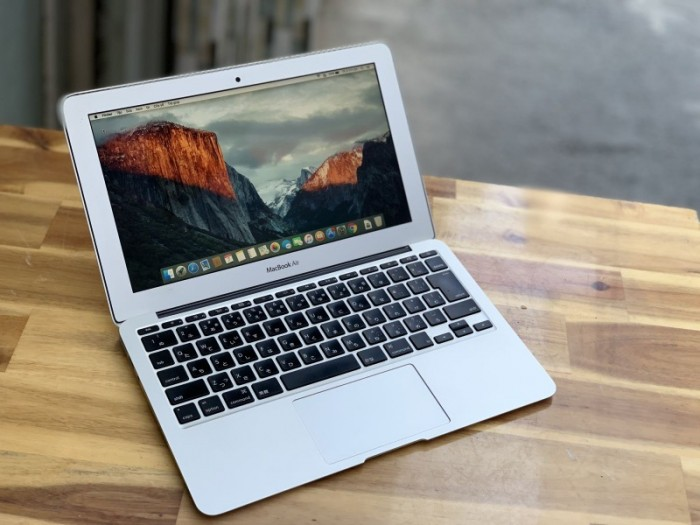 Macbook Air MD711 11inch, i5 4G SSD128 Vga HD5000 Pin khủng Keng Zin Giá rẻ3