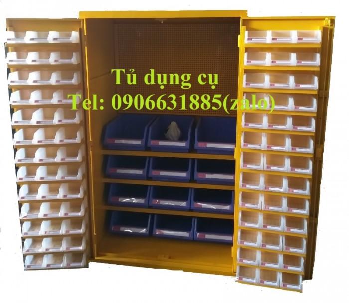 Tủ đồ nghề cơ khí, tủ đựng linh kiện, tủ gia công theo yêu cầu1