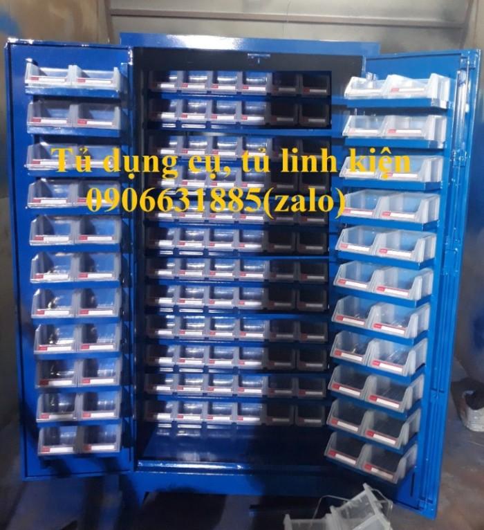 Tủ đồ nghề cơ khí, tủ đựng linh kiện, tủ gia công theo yêu cầu2