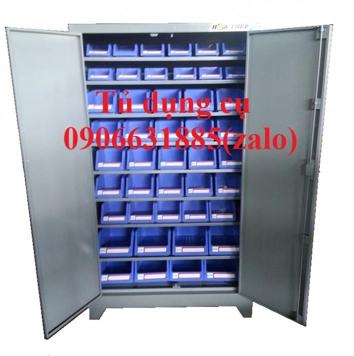 Tủ đồ nghề cơ khí, tủ đựng linh kiện, tủ gia công theo yêu cầu4
