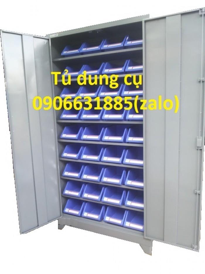 Tủ đồ nghề cơ khí, tủ đựng linh kiện, tủ gia công theo yêu cầu9