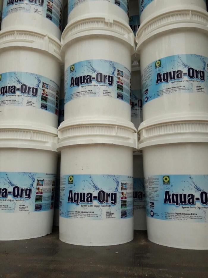 Chlorine aqua organic 70% nguyên liệu xử lý nước1
